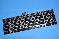 "TOSHIBA Satellite P875 Series 17.3"" Laptop BackLit KEYBOARD V000282220"