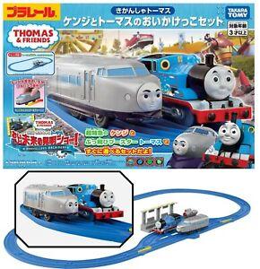 Thomas & Friends Kenji of Japan Bullet Train Technology Fair TAKARA TOMY PLARAIL