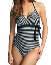Freya Tootsie Halterneck Swimsuit Black 3604 Costume Black Marine Blue or Azure