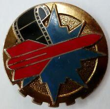 Insigne Armée de l'Air ESCADRON 4/317 SYSTEMES DE BORD Drago A1030 dos guilloché