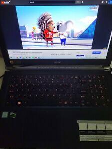 Acer Aspire V 15 Nitro VN7-572G-511V (NX.G7SEH.003) - used gaming laptop