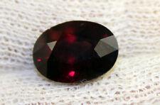10.24ct Natural Certified Sri Lanka(Ceylon) Red-Hot Pinkish Garnet (Rhodolite)