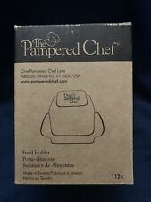 Pampered Chef Food Holder #1124 – In the Box