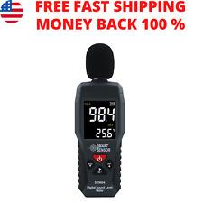 Decibel Meter Digital Sound Level Noise Meter Measurement 30 130db Backlight