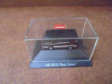 """Herpa 1:87 MB 100 D """"Boss-Sonax""""  Art.-Nr. 180535"""