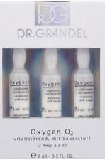 Dr Grandel Active OXYGEN O2 AMPOULE  3 x 3 ml-vital looking skin