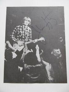 """John Fogerty """"CCR"""" Autogramm signed 17x21 cm Magazinbild ACOA"""