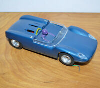 Vintage MONOGRAM SCARAB SLOT CAR 1/24 Scale 1965 Body & Chassis