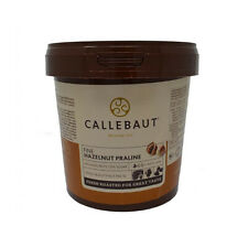 Callebaut Delikatna Pasta Pralinowa z Orzechów Jaskowych Belgijska Czekolada 1Kg