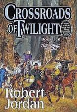 Crossroads of Twilight by Robert Jordan (Hardback, 2003)