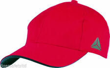 Gorra de hombre en color principal rojo de talla única