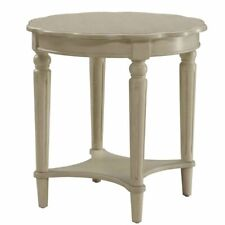 ACME Fordon End Table in Antique White