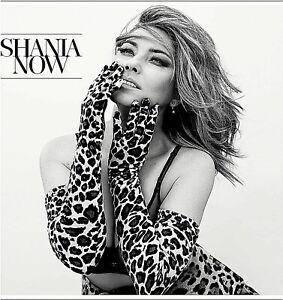 Shania Twain - Now CD (2017) Album - Immediate Dispatch - 00602557806762