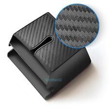 Multifunctional Car Auto Accessories Organizer Storage Box Phone Holder Black
