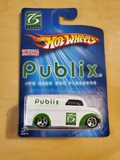 Hot Wheels Ltd Edition Publix Grocery Stores White Dairy Delivery NICE!