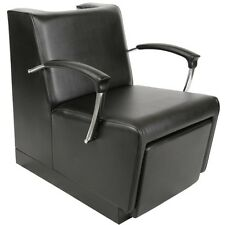 """Reese"" Salon Beauty Equipment Classic Box Dryer Chair w/ Foot Rest - Dc-80"
