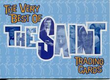 The Very Best Of The Saint Complete 100 Card Base Set
