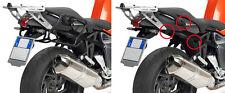 GIVI PLXR691 TELAI LATERALI per VALIGIE MONOKEY BMW K 1300 R 2009 2010 2011 2012