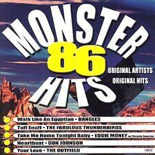 Monster 86 Hits Monster 86 Hits MUSIC CD