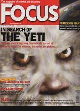 FOCUS MAGAZINE - January 2004