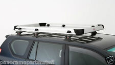 Toyota Prado Heavy Duty Roof Rack 3 Bar Set GX Non-Roof Rail GENUINE NEW