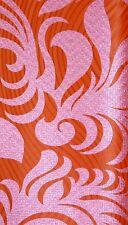 Marburg Tapete Harald Glööckler 52594 Rojo / Rosa Satén 7,10€/ M ²