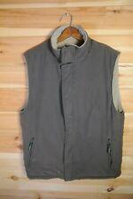 Men's Hoggs of Fife Reversible Fleece Gilet Bodywarmer Vest Large
