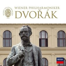 WIENER PHILHARMONIKER - DVORAK   CD NEU ANTONIN DVORAK