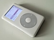 Apple iPod classic 4th Generation White (20 Gb) Excellent