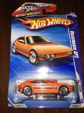 Volkswagen SP2 #8 OF 10 CARS Hot Wheels All Stars 2010 Orange VOLKSWAGON 126/240