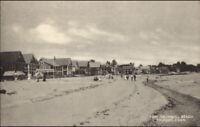 Milford CT Fort Trumbull Beach Postcard