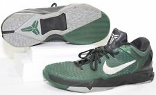 Nike Kobe Bryant 7 Team Bank Gorge Green Michigan State Shoes 517359-30 Mens 15