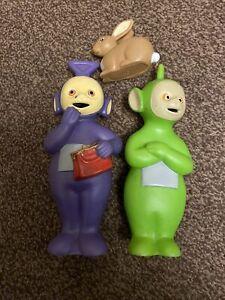 teletubbies Bath Vintage toys 1996