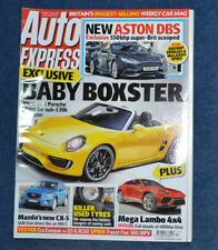 Weekly Auto Express Cars, 2000s Magazines