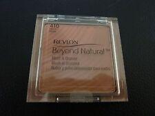 Revlon Beyond Natural Blush / Bronzer - PEACH  #410 - Brand New / Sealed