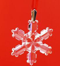 Extremely Rare Swarovski (1992)  Holiday Christmas Ornament  168690   C53