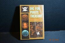 Metal Detector, Rare 1958 1st Ed. w/Oak Island & Galleons Lima Silver Shoals