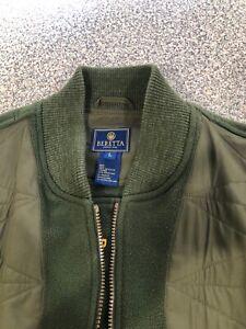 Beretta Active Track Fleece Jacket Green BLACK FRIDAY!