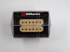 DiMarzio Regular Spaced Air Classic Neck Creme W/Chrome Poles DP 190