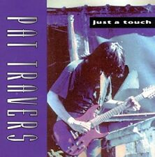 Pat Travers - Just A Touch [CD]