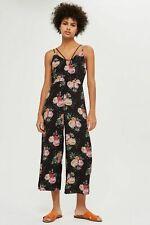 Size 8 Topshop Floral Star Jumpsuit