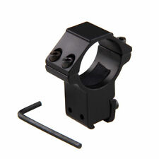 Hunting High Profile 30mm Ring 11mm Dovetail Rail Scope Mount For Riflescope HOT