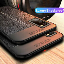 For Samsung Galaxy S21 Ultra S20 FE 5G Note 20 Shockproof Rubber Soft Case Cover