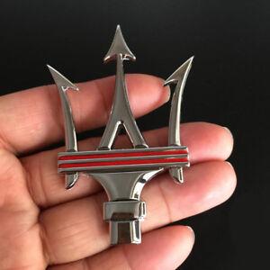 New Car Auto Sticker Emblem Badge Decal Accessories for Maserati Ghibli Sport
