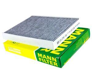 Mann-filter Cabin Filter CUK2742 fits Peugeot 407 6E_ 3.0 2.0 HDi 135 2.7 HDi