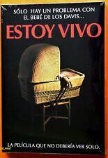 ESTOY VIVO / IT´S ALIVE - Larry Cohen -DVD R2- English Español - Precintada