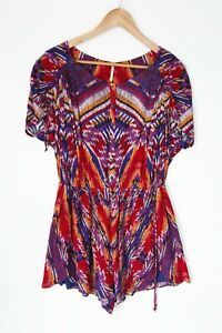 FREE PEOPLE // Size S // NEW Dream All Night Romper Playsuit