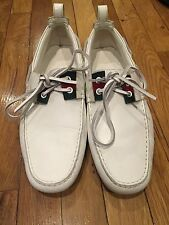 Gucci Boat Shoes Size 9.5 Gucci