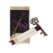 Hochzeits-stern 9101 Antique Style Key Flaschenöffner In Geschenk-verpackung