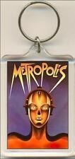 Metropolis. The Musical. Keyring / Bag Tag.
